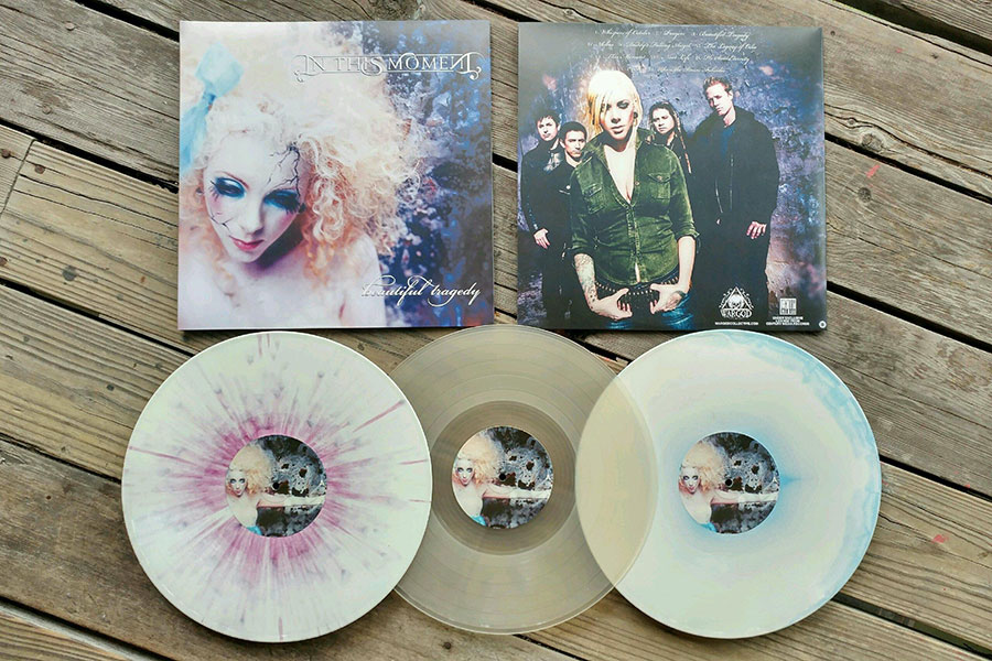 in this moment beautiful tragedy vinyl
