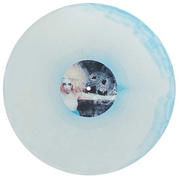 in this moment beautiful tragedy vinyl blue haze