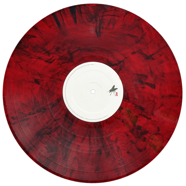 eve 6 vinyl black red haze