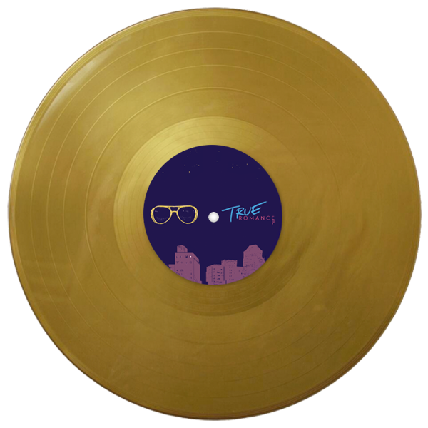 true romance king gold vinyl