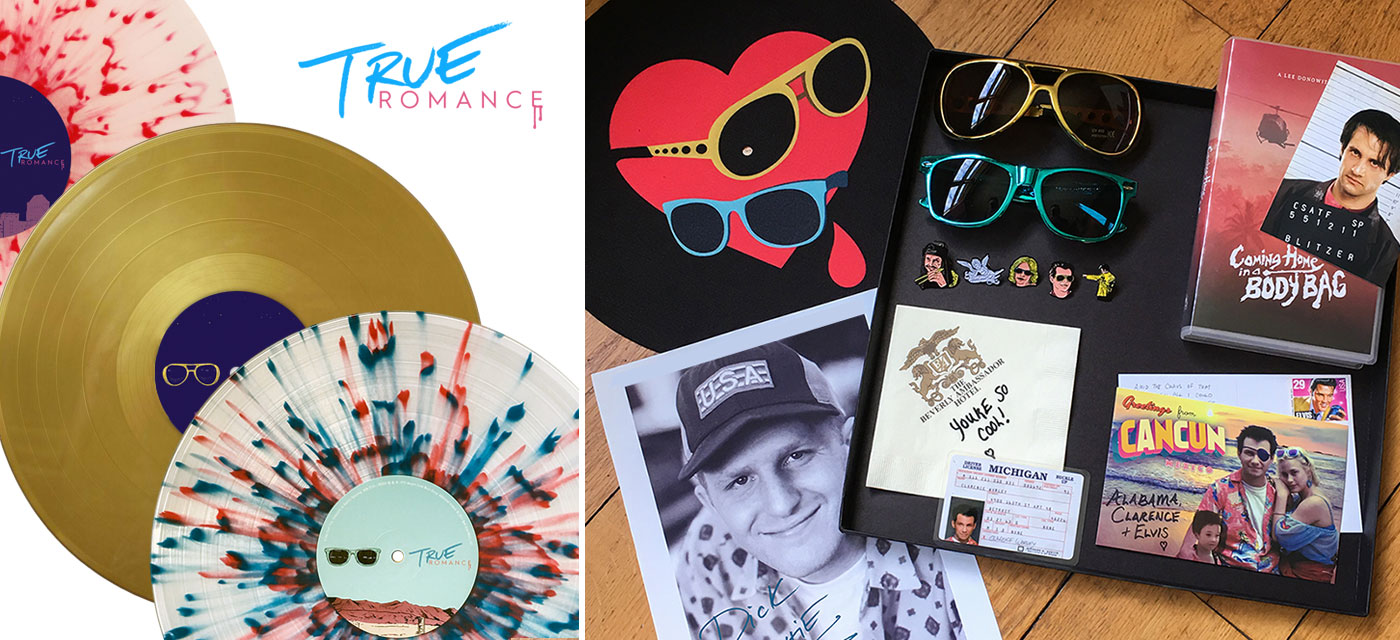 true romance soundtrack vinyl