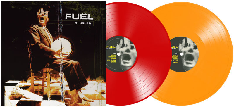 fuel sunburn vinyl