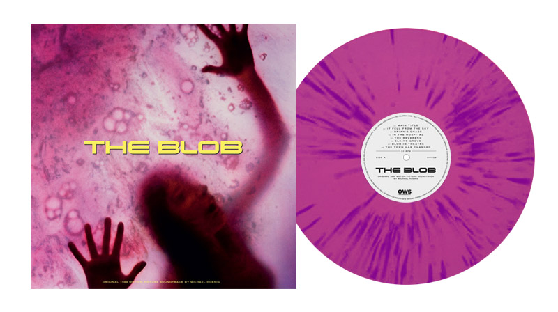 the blob soundtrack vinyl