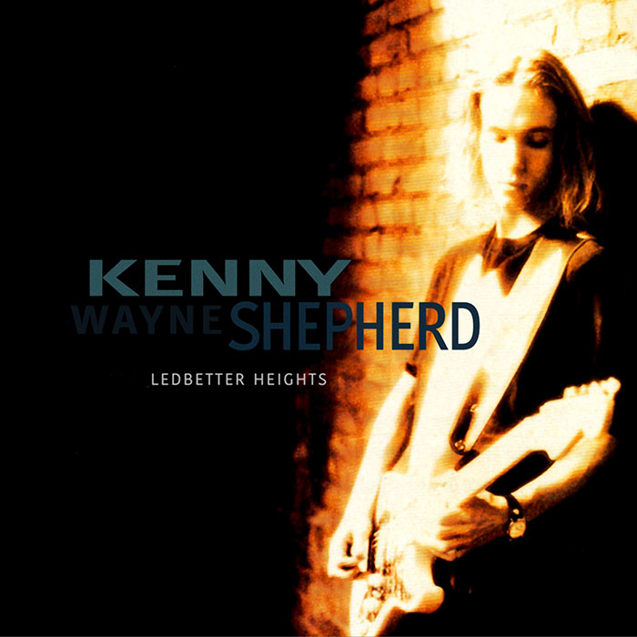 kenny wayne shepherd ledbetter heights vinyl cover art
