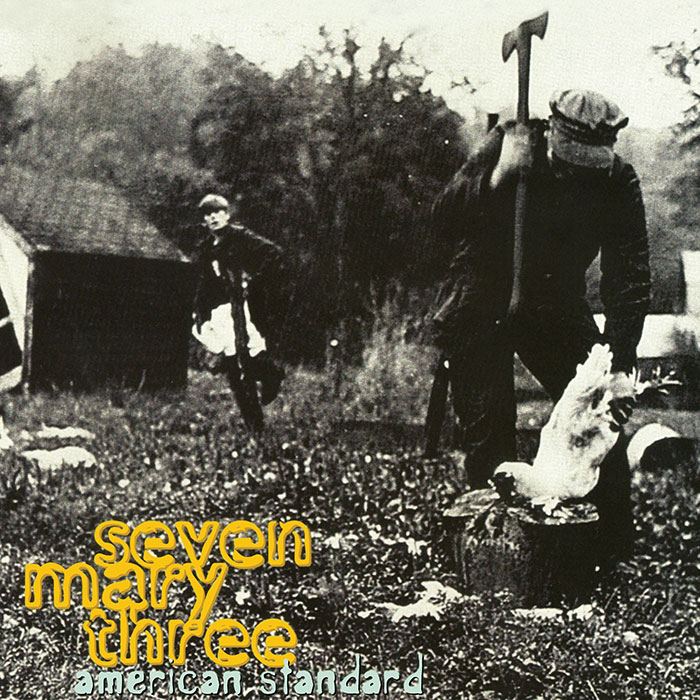 seven mary three american standard vinyl cover art