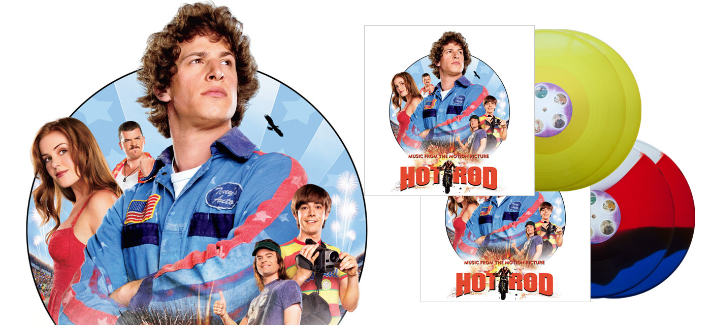 hot rod ost vinyl