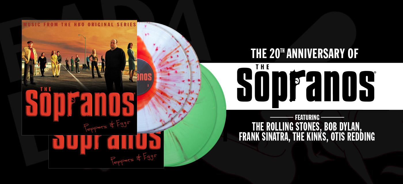 the sopranos vinyl