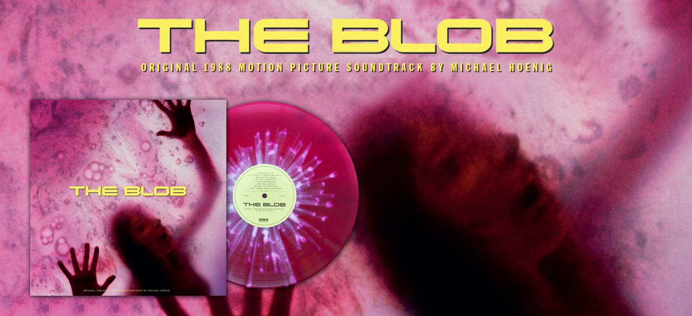 the blob 1989 score vinyl
