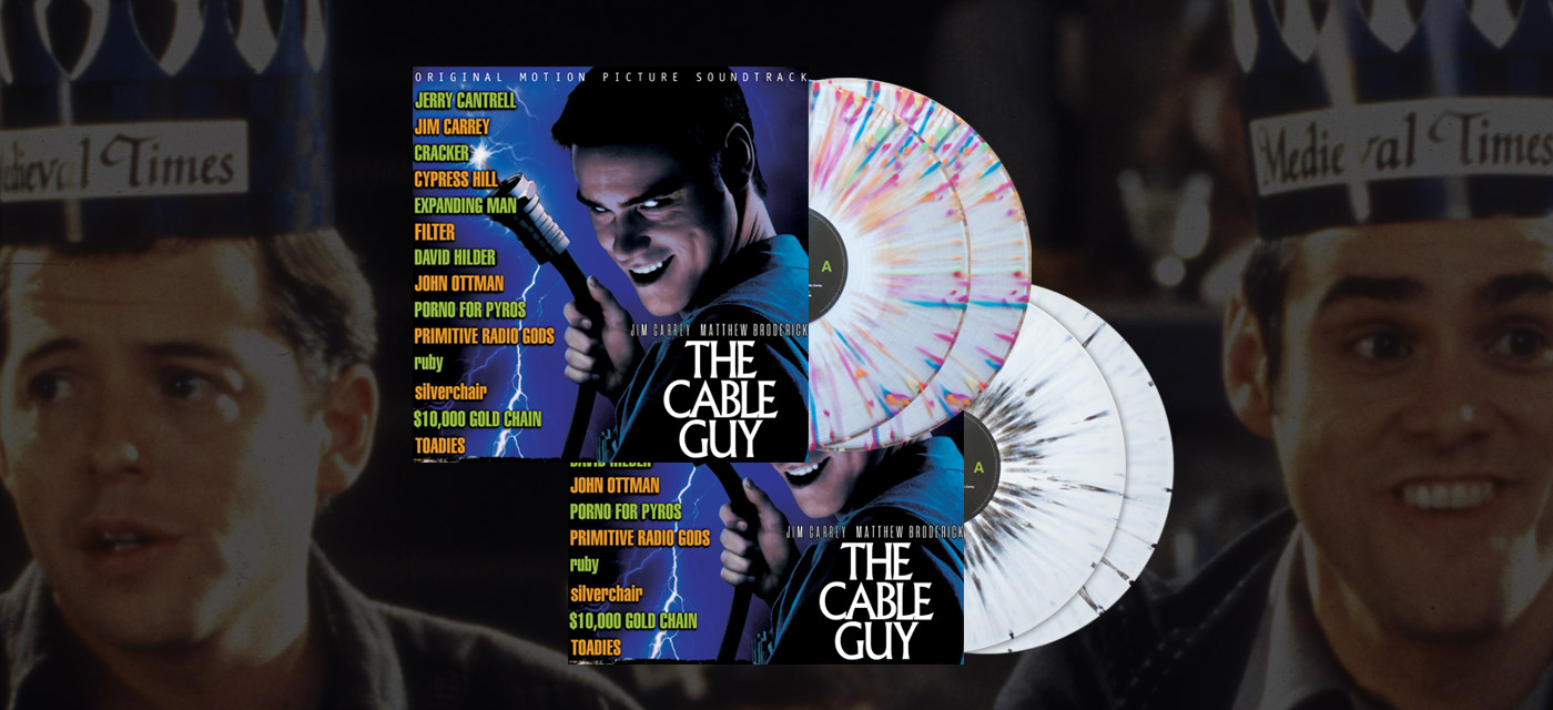 the cable guy ost vinyl