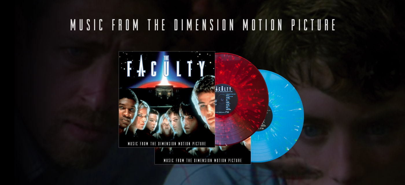 the faculty ost vinyl