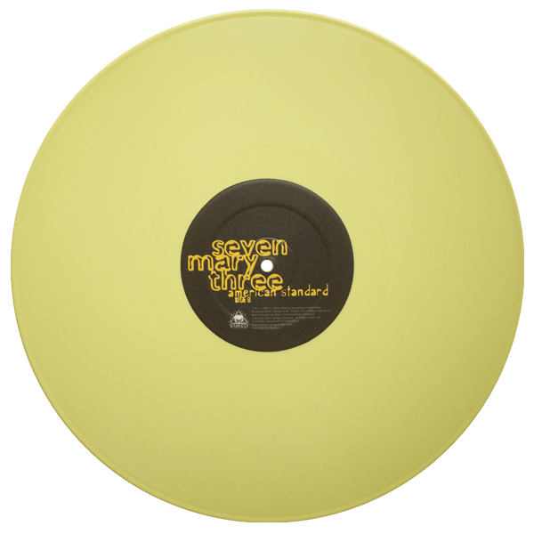 seven mary three american standard yellow vinyl