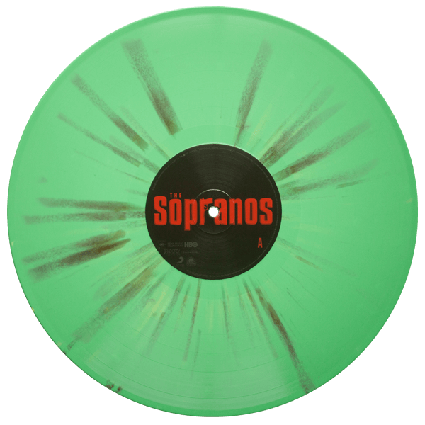 the sopranos peppers and eggs soundtrack prozac and booze splatter vinyl