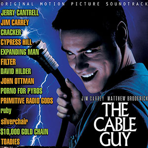 the cable guy soundtrack vinyl