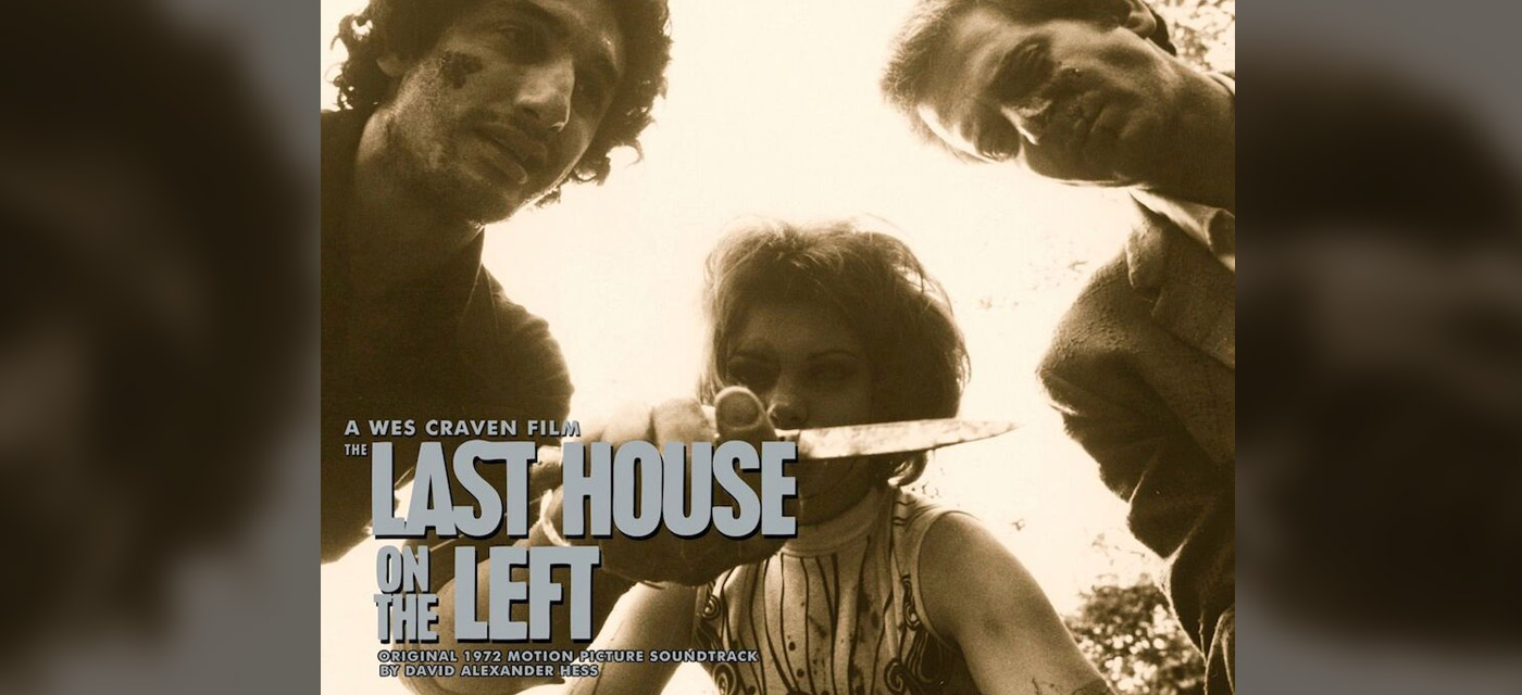 last house on the left vinyl