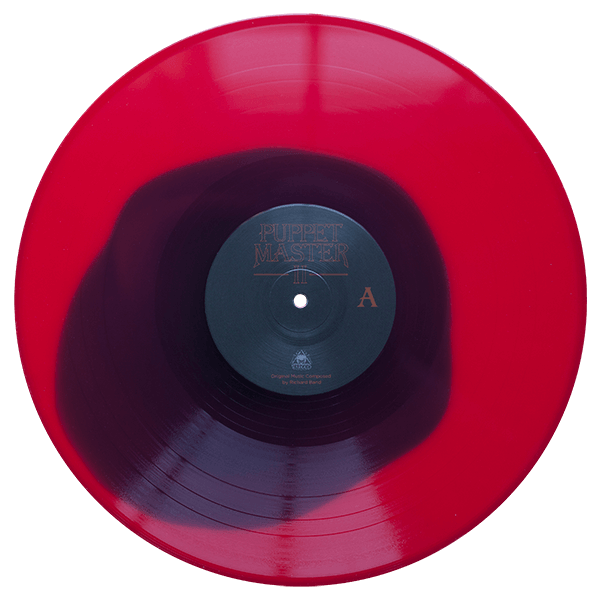 puppet master 2 blood pool vinyl