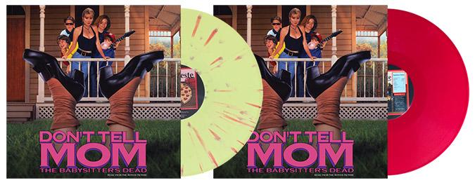 don't tell mom the babysitter's dead vinyl